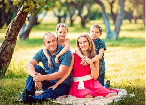 Как подготовиться к семейной фотосессии - Уроки фотографии